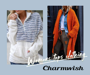 Charmwish womens tops clothing