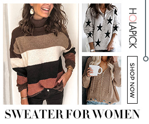 Holapick sweater for women