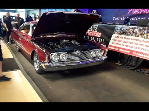 2020 Fall Carlisle Auction Video 3 '68 Torino GT, '66 Pontiac GTO & '64 Ford Starliner Restorod