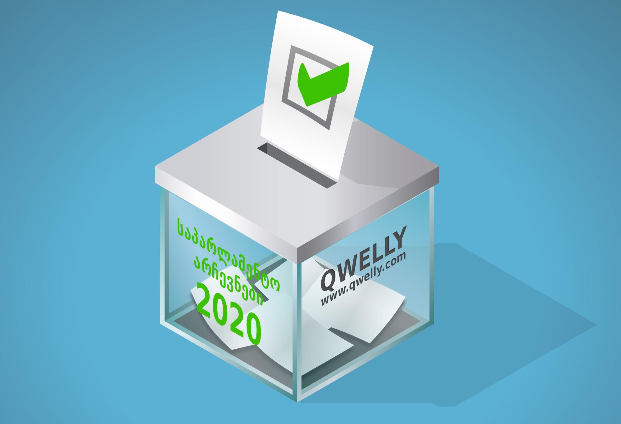 არჩევნები 2020, გამოკითხვა, ხმის მიცემა, ციფრული არჩევნები, ელექტრონული არჩევნები, ანონიმური არჩევნები