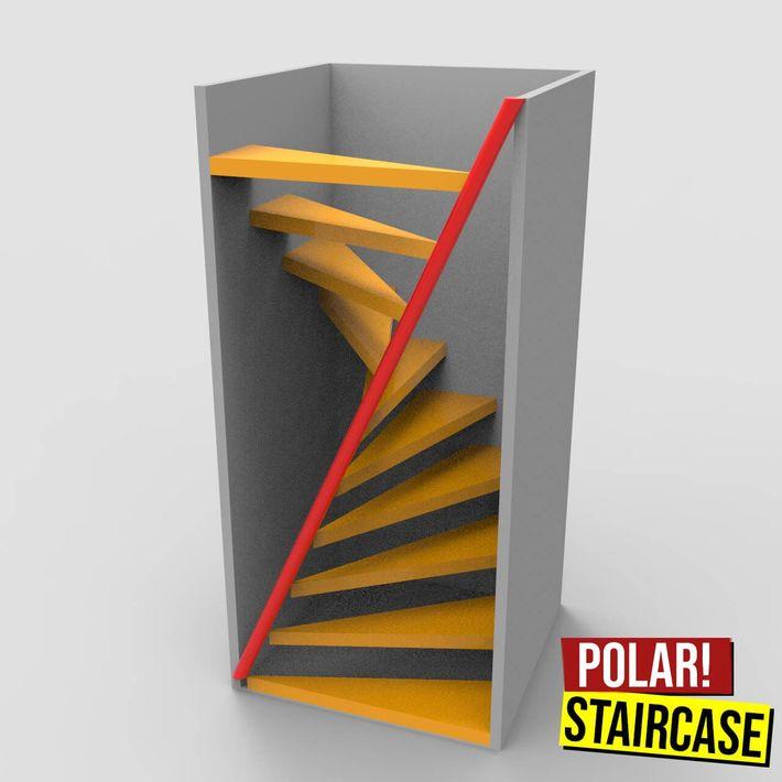 Parametric Stair