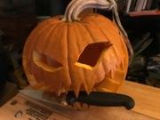 Nightmare Pumpkin