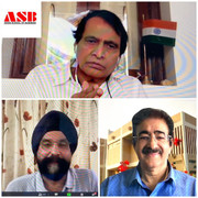 ASB New Batch Inaugurated by Suresh Prabhu