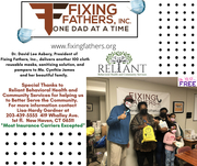 Fixing Fathers, Inc., Working in the Community