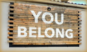 you belong ...