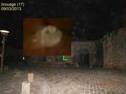 5 Photos d'orbes ou apparitions expliquées (1)