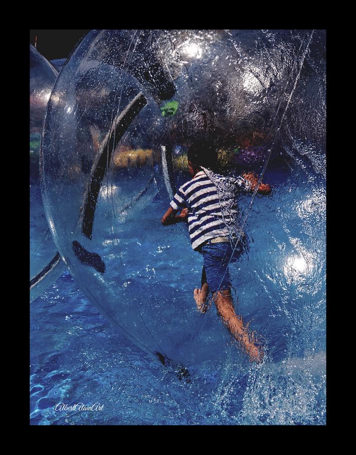 La bulle d'eau - Charleville-Mézières France 2019 d