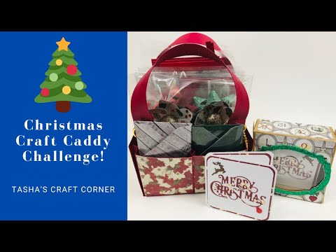 It's A Challenge\Swap - Christmas Craft Caddy 2020!