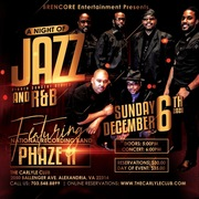 Phaze II at the Carlyle Club