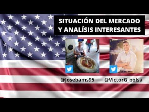 Situacion del mercado y acciones interesantes con Joseba Mortalena