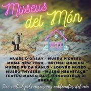 VIRTUAL!! - MUSEUS DEL MÓN - Sessió 9 - Teatre-Museu Dalí (Figueres, Catalunya)
