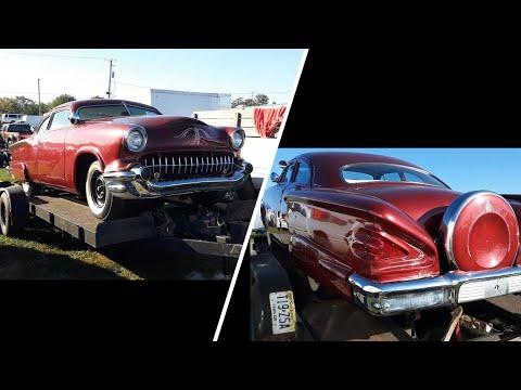Classic Car Shopping With Pam A Kooky Kustom, 1950 Ford '50s Custom At the 2020 Fall Carlisle
