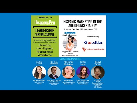 Hispanic Marketing in the Age of Uncertainty Webinar - Highlights