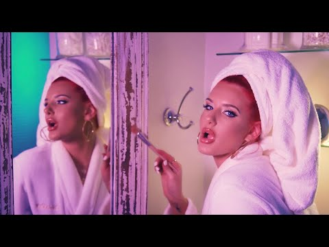 Justina Valentine - MYOB Feat. Chris Webby (Official Music Video)