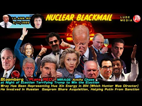 11/2/2020 Bloomberg RED MIRAGE Plan Exposure: Create Chaos After Joe Biden 's failure/