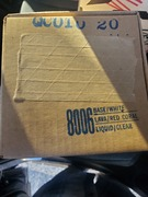 8006 Red Coral globe box