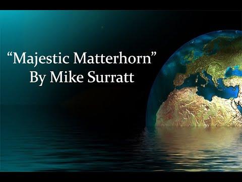 Majestic Matterhorn by Mike Surratt
