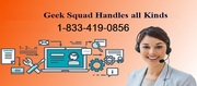 Best Buy Geek Squad Appointment Service Number in USA