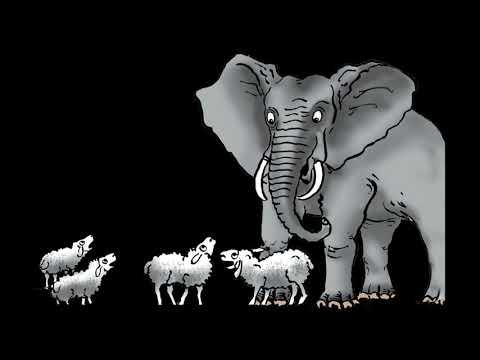 La révolte des moutons: Fable sociale pour petits et grands: Audio 2eme partie
