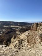 Devil's canyon colorado