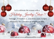 Holiday Jewelry show