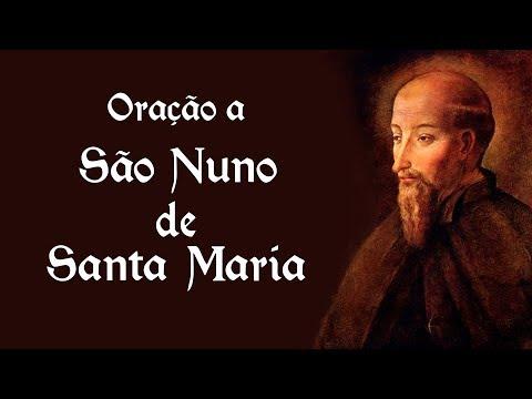 Oração a São Muno de Santa Maria