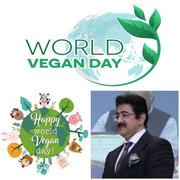 AAFT School of Hospitality Celebrated World Vegan Day