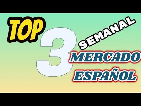 TOP 3 ACCIONES DE LA SEMANA