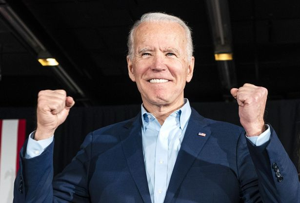 JOE BIDEN WINS PRESIDENTIAL ELECTION