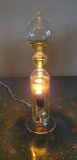 French boiler lamp yellow