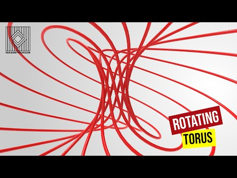 Rotating Torus