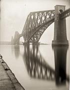 Forth Rail Bridge, November 2020