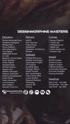 DesignMorphine Masters Educators