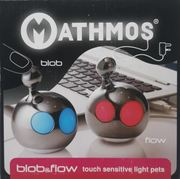 MATHMOS BLOB BLUE TOUCH-INTERACTIVE MOTION USB Table Lamp