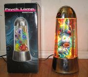 Psych Lamp by Rabbit Tanaka