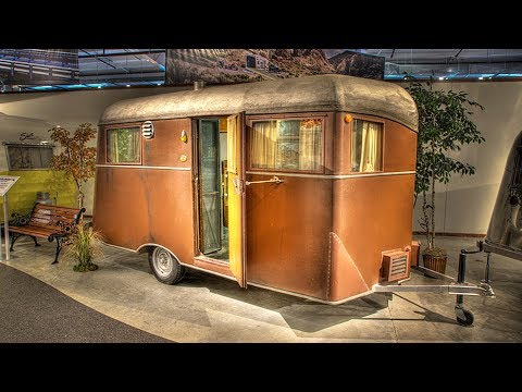 RV Museum & Hall of Fame - TMOW (Traveling My Own Way)