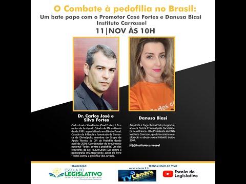 LIVE: Escola do Legislativo - Uberlândia/MG - Danusa Biase - Casé Fortes