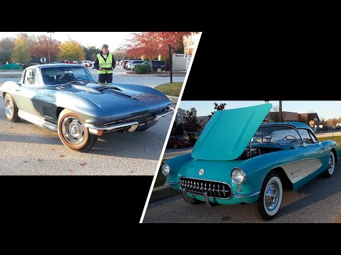 1957 and 1967 Corvette Fuel Injection and 427, Wow! Video 4