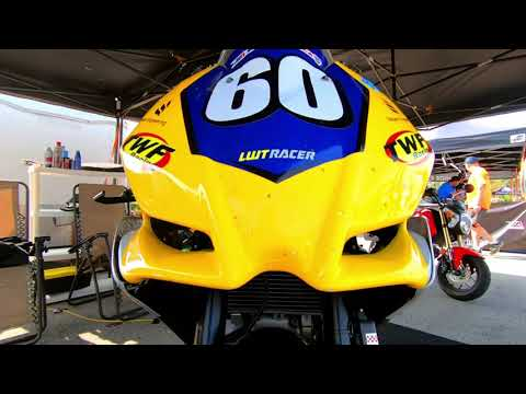 Superbikes at Barber Motorsports (2020) Ep-2 - Life in the Pits!