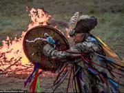 Traveling Shamans Camp