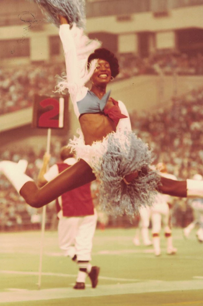 Joyce A. Mikle - Houston Oilers Derrick Doll Cheerleader 79-80