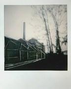Fabbrica abbandonata (con incisione)