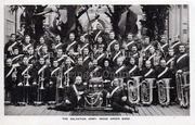 Wood Green Salvation Army Band
