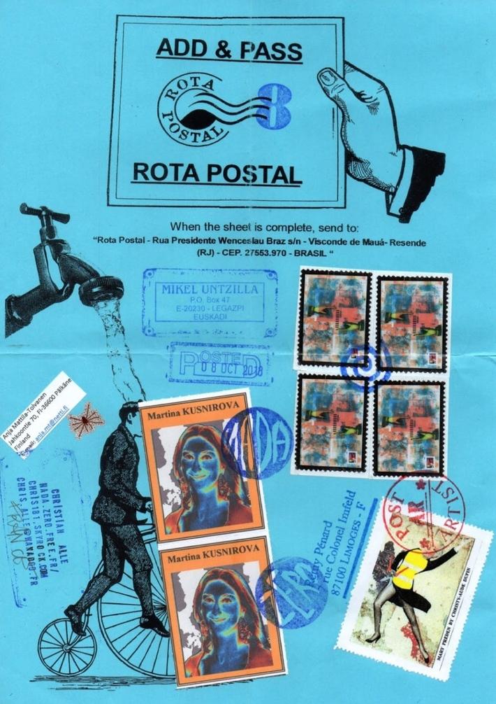 Rota Postal 201115