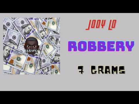 Jody Lo - Robbery (lyrics video)