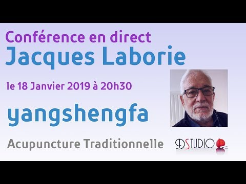Acupuncture Traditionnelle avec Jacques Laborie