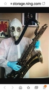 Playing Jazz is like having sex. You need protection