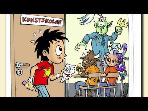 Teckna hjältar och monster - eBok