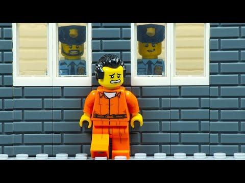 Jail Break lego stopmotion part 1!!!!!!