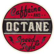 The Caffeine and Octane TV Show airs TONIGHT!